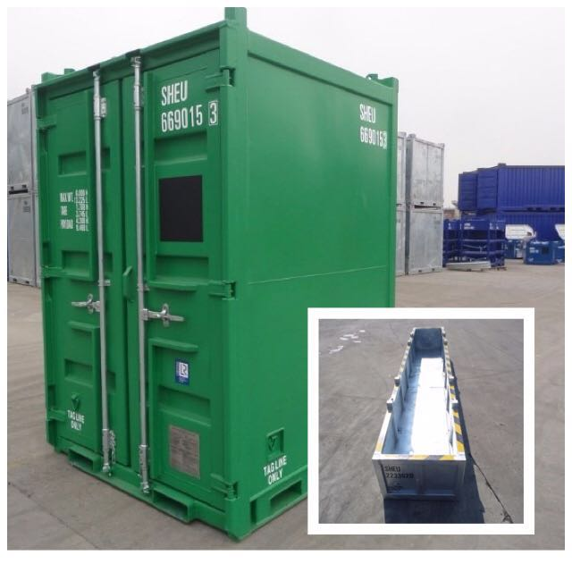 Cargo Handling Equipment, CHE