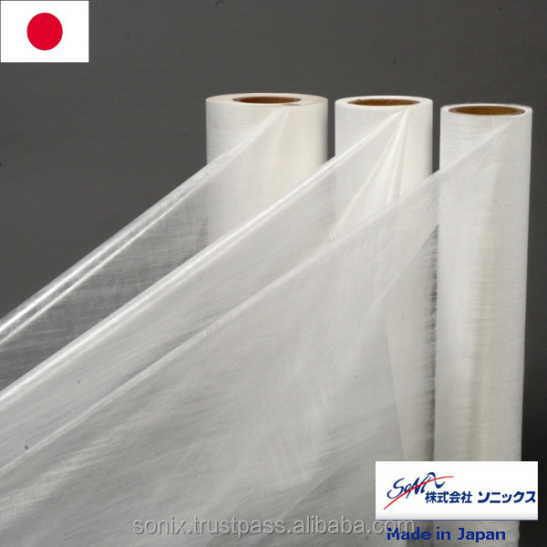 MILIFE , 100% polyester non-woven fabric , new technology product in Japan