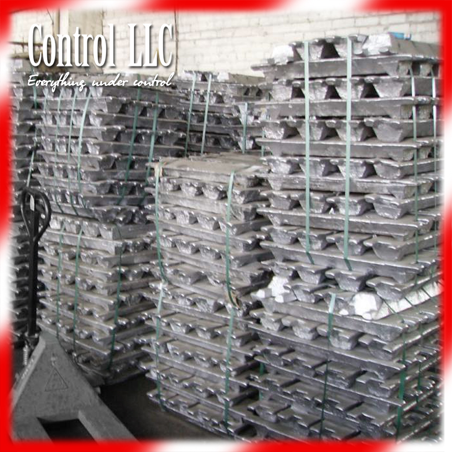 Cheap aluminum ingots for casting into molds HS CODE 7601209100