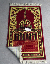 Sajadah prayer mat Pocket Prayer Rug Mat Islamic Qibla Finder Compass