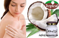 PURE AND EXTRA VIRGIN COCONUT OIL PROTECT YOUR SKIN FROM SUN