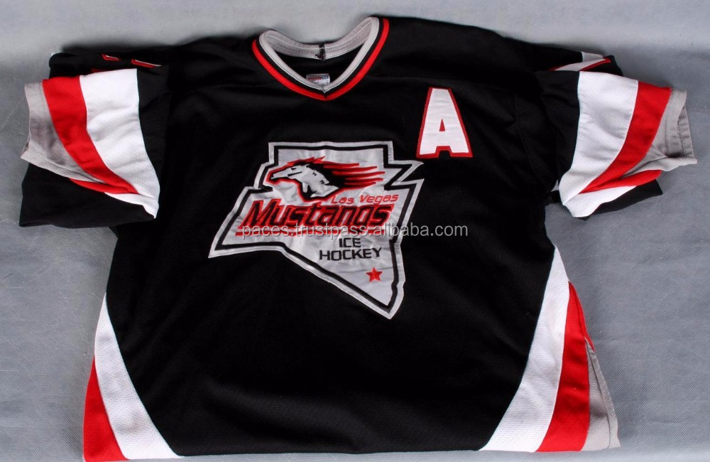 OEM design fashionable custom hockey uniforms