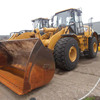 Caterpillar used wheel loader cheap 966H for sale
