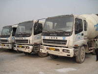 used japan brand mixer truck fob shanghai for sale