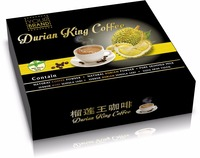 Durian Coffee with Natural Stevia from Malaysia (OEM)