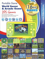 TV Game, Portable World Soccer & Arcade Game,Shooting, Dancing,Educational,Plug & Play TV Game,Larning game