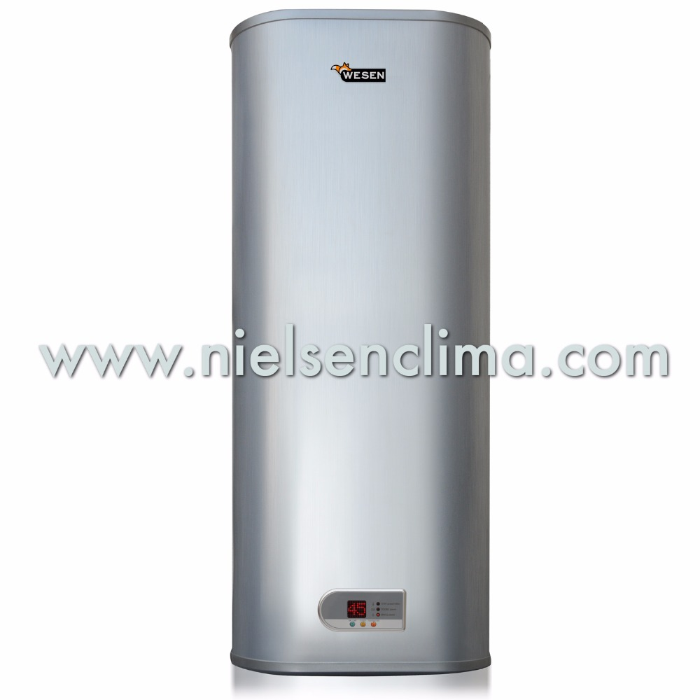 ELECTRIC WATER HEATER - WESEN SILVER FLAT - 100L