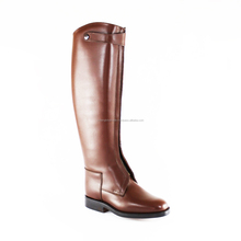 Brown Horse Riding Boots | Pure Leather Horse Riding Boot | Riding Boot