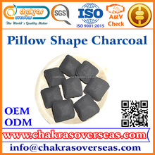 Smokeless Odorless Charcoal Briqutte
