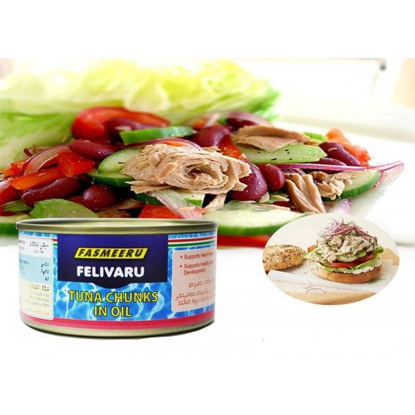 Maldives Canned Tuna