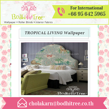 Top Ranked Brand of Tropical Home Decorative Wallpaper Pattern for Reasonable Price