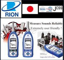 Easy to use and Reliable digital sound level meter at reasonable prices