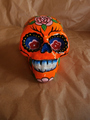 For Sale Hand Painted Decorative Resin Skull Deads Low Price