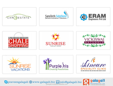 Graphic Design Service for Business Logo and Corporate Identity