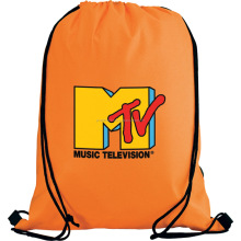 Promotiona Custom Designed Drawstring Backpacks/Wholesale string bags with logo