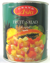Canned Tropical Fruit Cocktail in Syrup