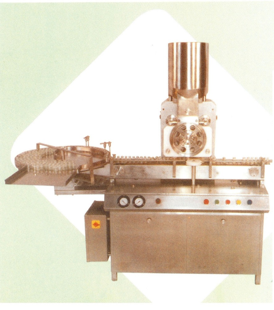 AUTOMATIC INJECTABLE POWDER FILLING