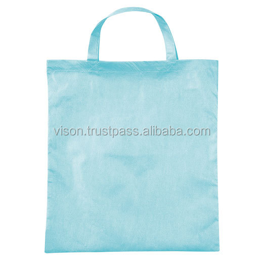 SUPER CHEAP PRICE FOR SPUNBOND NON WOVEN FOLDABLE SHOPPING BAG