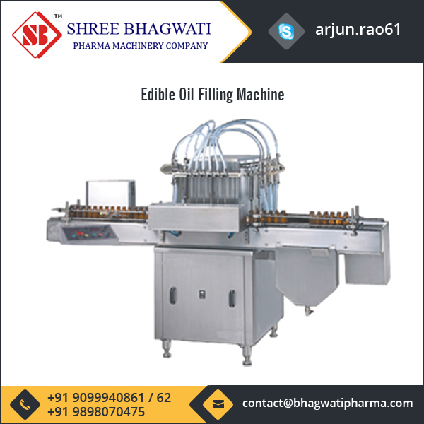 Edible Oil Filling Machine-Commercial Bottling Equipment for Filling Tomato Paste