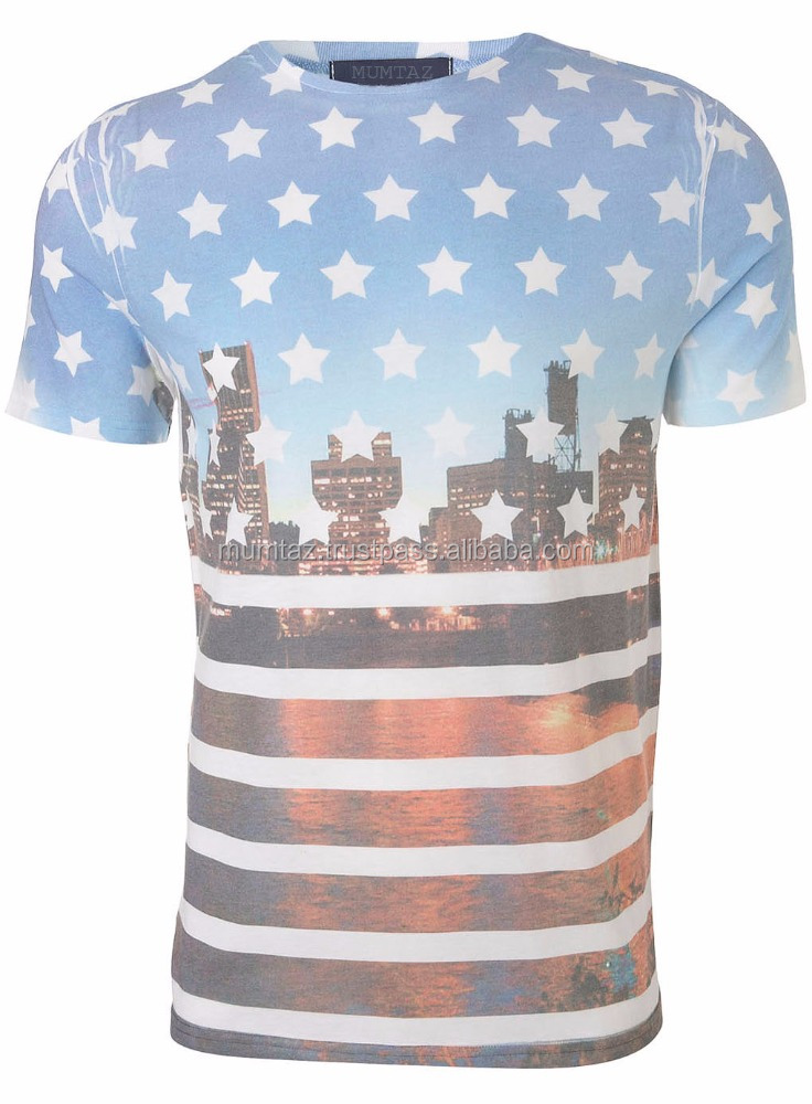 Sublimation t shirts New Design For Any One