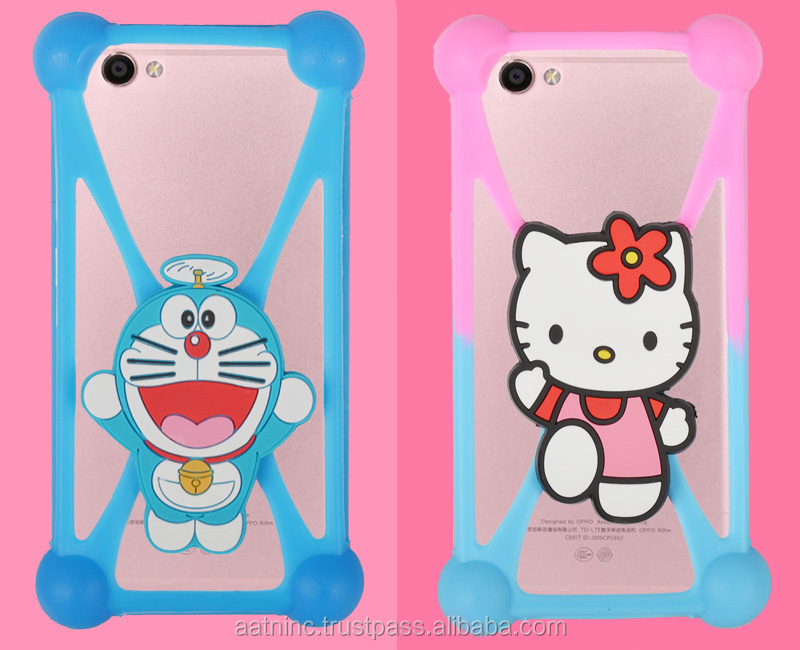 2016 New design silicone case for mobile phone