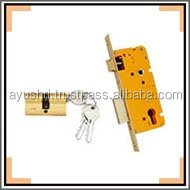 high quality security hotel mortise door lock