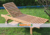 Double Lounger - Outdoor furniture - Teak Lounger Manufacturer