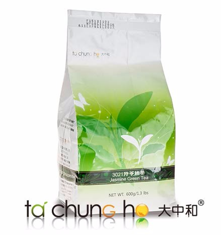 Best Selling 600g Taiwan 3021 TachungGho Jasmine Green Tea