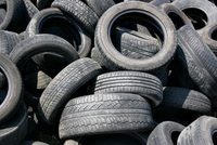 Bulk Used Car Tires for sale