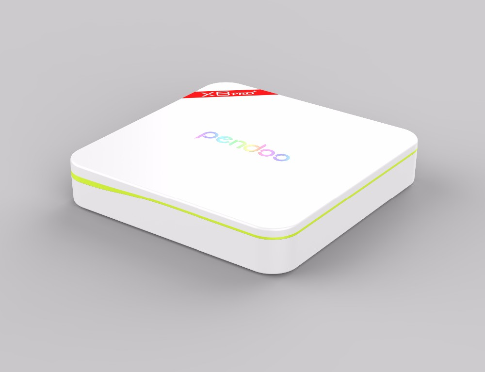 Pendoo X8 PRO+ amlogics905x 2G 16G android 7.1 tv box AD player 17.0 Octa core