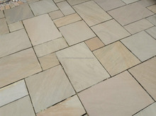 Raj Green Indian Natural Sandstone Paving