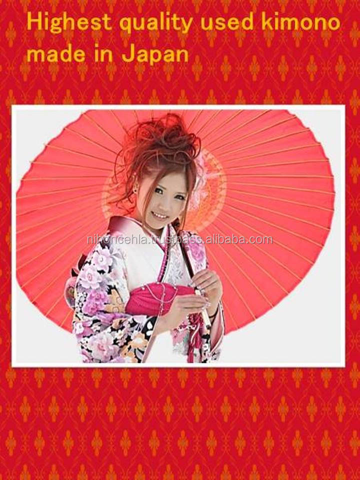 This traditional kimono cotton fabric is to provide the Japanese beauty I will establish the originality for design.