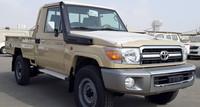 TOYOTA Land Cruiser hzj79 Pickup DIESEL 2016 SINGAL CABIN