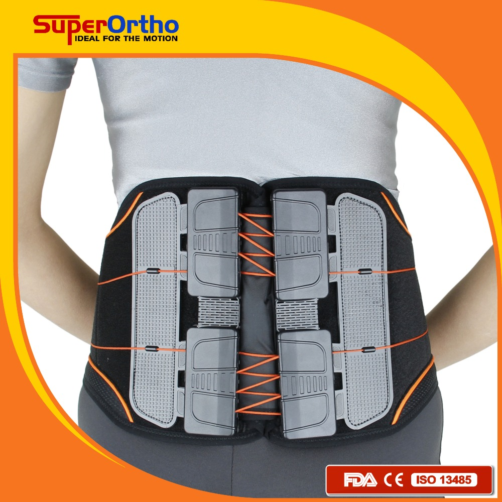 Ventilative Back Support Belt, for Back pain relief