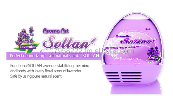 Korea aromatic fragrance air freshener