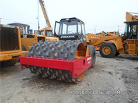 Used Compactor Dynapac CA30D Road Roller for Sale