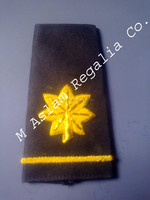 Army/Military/Police/Navy Hand Embroidered Shoulder