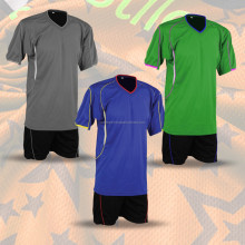 Thailand Quality Soccer uniforms/Football Club Team Soccer Wear/Cheap Soccer Jersey