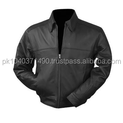 Artificial PU lamb leather lamb feel pu jacket/Lamb Feel PU Leather Jacket/Faux Jacket
