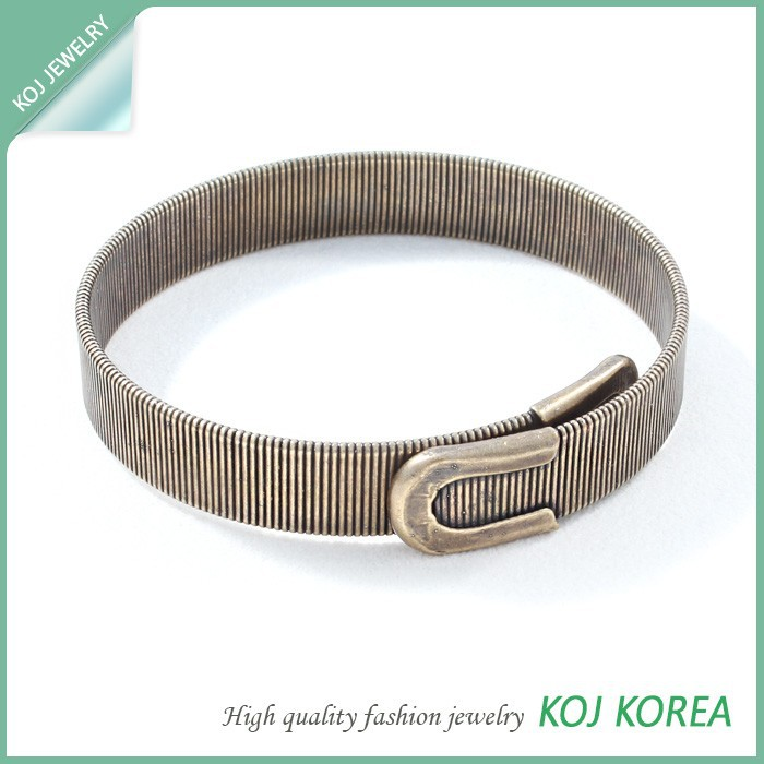 KR-550 Antic gold plated bangles jewellery