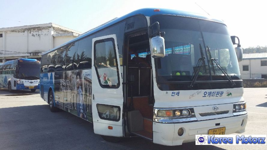 2005 HYUNDAI New Aero Space LS Used Bus