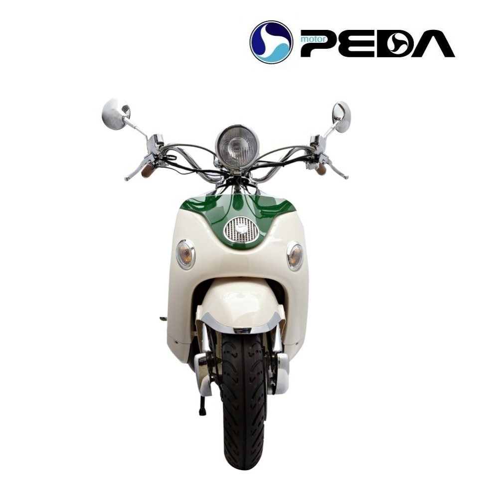 2017 New Design 3000W 40Ah 72V EEC High Quality Electric Scooter (PEDA MOTOR)