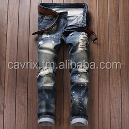 Denim Jeans Trouser