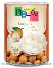 Canned Longan Thai Fruit Fresh in Syrup 20oz.