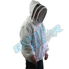 New Ventilated Jacket Three Layer beekeeper jacket Cool Mesh Bee Jacket Ultra Bareez Suit,Pakistan