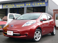 Good looking cars for sale nissan with Good Condition made in Japan LEAF X 2012 used car