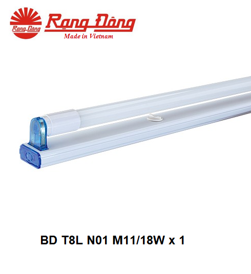 Complete of LED Tube T8 Model BD T8L N01 M11/18W x 1