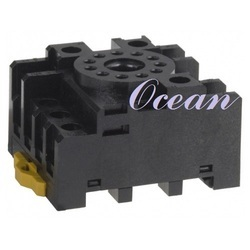 Relay based Socket Relay Socket 11 Pin Relay Socket