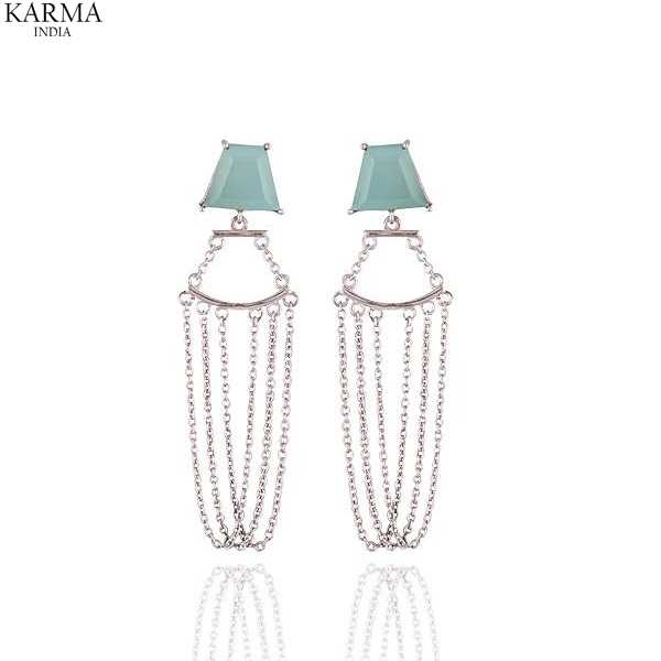 925 Sterling Silver Jewellery Earrings Wholesale Silver Earrings Studs For Women