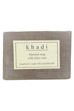 Herbal Almond Soap With Aloe-Vera Pure Natural